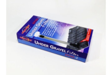 Донный фильтр KW zone Under Gravel Filter FP 101-2, 29х29х2.5см