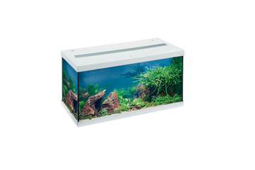 Аквариум EHEIM AQUASTAR-54 LED белый 54 л 63x33x36см