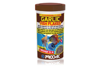 Корм для рыб PRODAC GARLIC FISH FLAKES